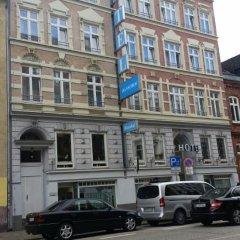 Hotel Hansehof вид на фасад фото 3