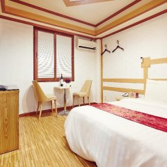 Rainbow Hotel Сеул комната для гостей фото 6