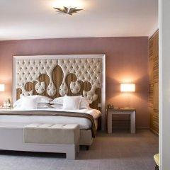 Carlton Hotel St Moritz 5* Люкс Премиум с различными типами кроватей фото 2