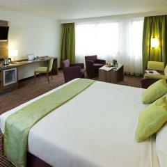 Quality Hotel Antwerpen Centrum Opera 4* Представительский номер с различными типами кроватей