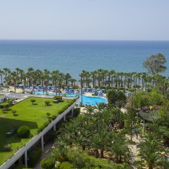 Отель GrandResort пляж фото 3