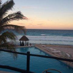 Отель Oleo Cancun Playa All Inclusive Boutique Resort Канкун бассейн фото 4