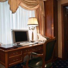 Гостиница Золотое кольцо 5* Президентский семейный люкс с разными типами кроватей фото 7