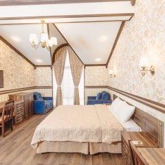 Мини-Отель Вилла Полианна Номер Комфорт с различными типами кроватей фото 5