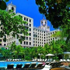 Hotel Nacional de Cuba вид на фасад фото 2
