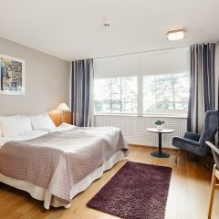 Hotel Rantapuisto 3* Улучшенный номер с двуспальной кроватью