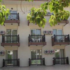 Отель Ege Montana вид на фасад