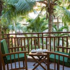 Отель Golden Sand Resort & Spa балкон