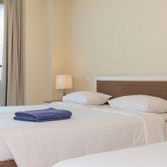 Aquarium Hotel Родос комната для гостей фото 5