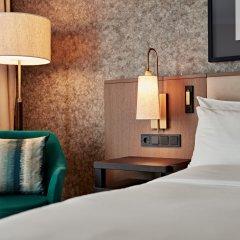 Отель Hilton Vienna Австрия, Вена - 13 отзывов об отеле, цены и фото номеров - забронировать отель Hilton Vienna онлайн сейф в номере