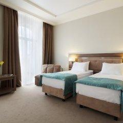 Гостиница Хрустальный Resort & Spa 4* Улучшенный номер с различными типами кроватей фото 3