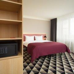 Азимут Отель Астрахань 3* Улучшенный номер SMART с различными типами кроватей фото 3