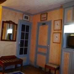 Отель Hôtel Les Degrés De Notre Dame Париж комната для гостей фото 2