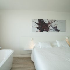 Els Pins Hotel 4* Люкс с различными типами кроватей фото 6