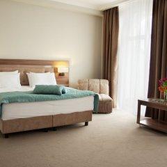 Гостиница Хрустальный Resort & Spa 4* Улучшенный номер с различными типами кроватей