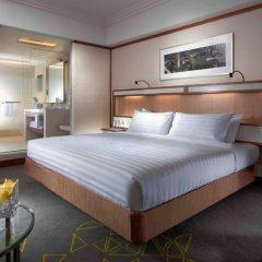 Отель Pan Pacific Singapore 5* Номер Делюкс с различными типами кроватей фото 2