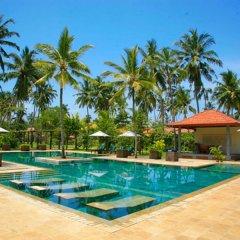 Отель Serene Pavilions Шри-Ланка, Ваддува - отзывы, цены и фото номеров - забронировать отель Serene Pavilions онлайн бассейн фото 2