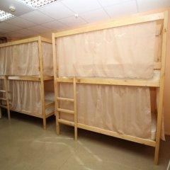 Хостел Дачный Кровать в общем номере с двухъярусной кроватью фото 4