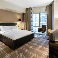 Отель Radisson Blu Edwardian New Providence Wharf 4* Улучшенный номер с различными типами кроватей фото 3