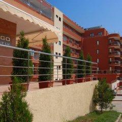 Apart-hotel Vigo Beach спортивное сооружение