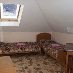 Гостиница Дуэт Стандартный номер с двуспальной кроватью (общая ванная комната)