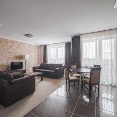 Гостиница Комплекс апартаментов Комфорт Улучшенные апартаменты с различными типами кроватей фото 30