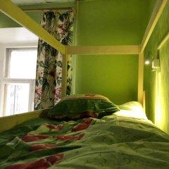 Хостел ХотелХот Бауманская Кровать в общем номере фото 2