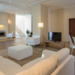 Adler Hotel&Spa 4* Представительские апартаменты с двуспальной кроватью фото 2