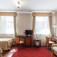 Гостиница Аркадия 4* Улучшенный номер разные типы кроватей фото 3