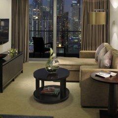 Отель Address Dubai Marina Стандартный номер с различными типами кроватей фото 3