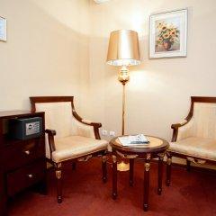 Гостиница Мандарин Москва 4* Номер Бизнес с разными типами кроватей фото 4