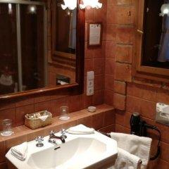 Отель Romantik Hotel U Raka Чехия, Прага - отзывы, цены и фото номеров - забронировать отель Romantik Hotel U Raka онлайн ванная фото 2