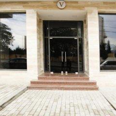 Отель Vilton вид на фасад