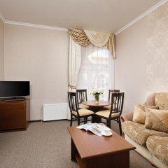 PAN Inter Hotel 4* Люкс Престиж с различными типами кроватей фото 3