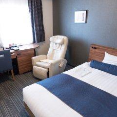 Отель Via Inn Tokyo Oimachi Япония, Токио - отзывы, цены и фото номеров - забронировать отель Via Inn Tokyo Oimachi онлайн комната для гостей фото 4