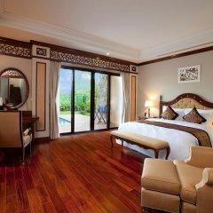Отель Vinpearl Luxury Nha Trang 5* Вилла Duplex с различными типами кроватей фото 2