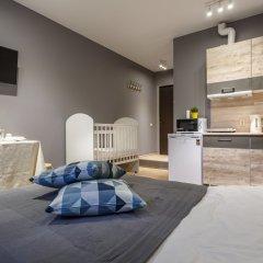 Гостиница Квартира Две Подушки на Новотушинской 4 Стандартный номер с различными типами кроватей фото 8