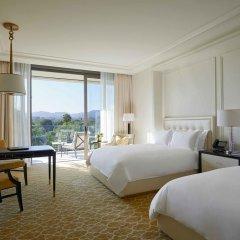 Отель Waldorf Astoria Beverly Hills 5* Улучшенный угловой полулюкс фото 3
