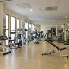 Grand Pasa Hotel - All Inclusive фитнесс-зал фото 2