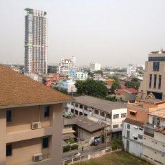 Отель Mido Бангкок балкон