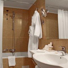Гостиница Золотое кольцо 5* Семейный люкс разные типы кроватей фото 9