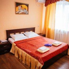 Гостиница Каштан Стандартный номер разные типы кроватей фото 11