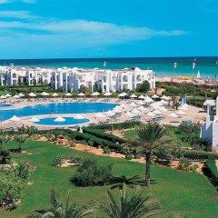 Отель Vincci Helios Beach Тунис, Мидун - отзывы, цены и фото номеров - забронировать отель Vincci Helios Beach онлайн пляж