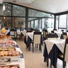 Hotel Aosta Милан питание