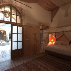 Отель Palais Didi Марокко, Фес - отзывы, цены и фото номеров - забронировать отель Palais Didi онлайн комната для гостей фото 4