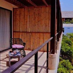 Отель Twin Lotus Resort and Spa - Adults Only балкон фото 3