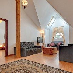 Отель Rigaapartment Gertruda 3* Улучшенные апартаменты с 2 отдельными кроватями