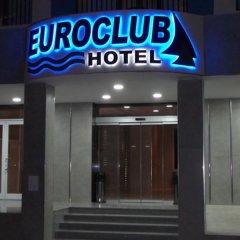 Отель Euroclub Hotel Мальта, Каура - 1 отзыв об отеле, цены и фото номеров - забронировать отель Euroclub Hotel онлайн вид на фасад