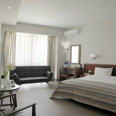 Отель STANLEY Афины комната для гостей фото 8