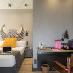 Отель Casual Vintage Valencia 2* Номер Casual Stars с различными типами кроватей фото 4